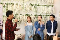 Queenzy Cheng, Wei Wei, John Wee